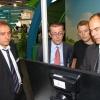 """Prezentacija na štandu \""""Rail management Consultants GmbH\"""", tvrtke koja proizvodi softver za izradu voznih redova - RailSys"""