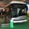 Solaris - električni minibus. Idealan za lokalni prijevoz u nekom budućem integriranom prometnom sustavu u Hrvatskoj, odnosno za dovoz/odvoz putnika u/iz manjih mjesta do željezničkih stajališta. :-)