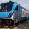 Nova Bombardierova lokomotiva tipa TRAXX F140 AC. Radi se o višesustavnoj električnoj lokomotivi koja za kretanje ima i mali dizelski motor snage 240 kW.