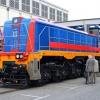 Jedna od nekoliko manevarskih lokomotiva koje je predstavio poljski Newag.