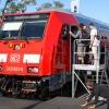 Bombardierova dizelska TRAXX lokomotiva za Njemačke željeznice (DB).