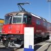 Švicarci su predstavili i moderniziranu verziju svoje legendarne lokomotive Re420.