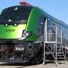 Električna lokomotiva Griffin poljskog proizvođača ZNLE koji je dio Newag grupe.