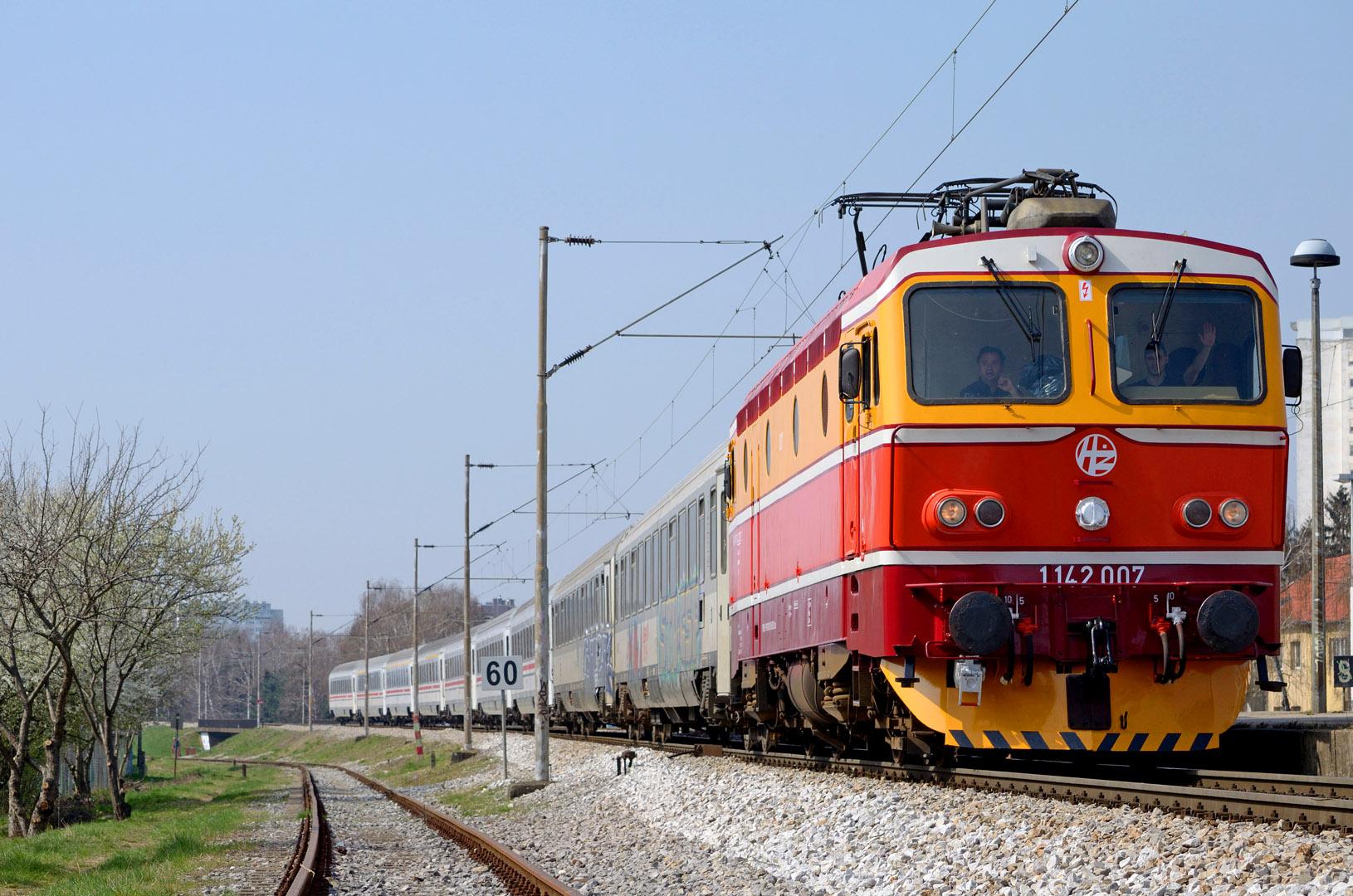 Obnova Pruge Zagreb Beograd