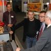 Na štandu tvrtke GVS Hannover koja proizvodi softver za istraživanja u putničkom prijevozu.