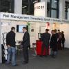 "Na štandu \""Rail management Consultants GmbH\"", tvrtke koja proizvodi softver za izradu voznih redova - RailSys"