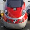 Nos makete novog talijanskog vlaka velikih brzina - FrecciaRossa 1000.