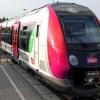 Bombardierov vlak SPACIUM 3.06 odlično uređene unutrašnjosti proizveden za francuske državne željeznice (SNCF).